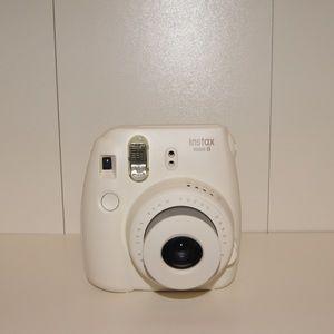 Instax Mini 8 Polaroid With Case